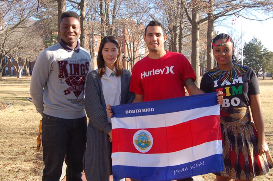 MVC International Students