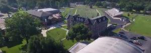 Missouri Valley College Campus
